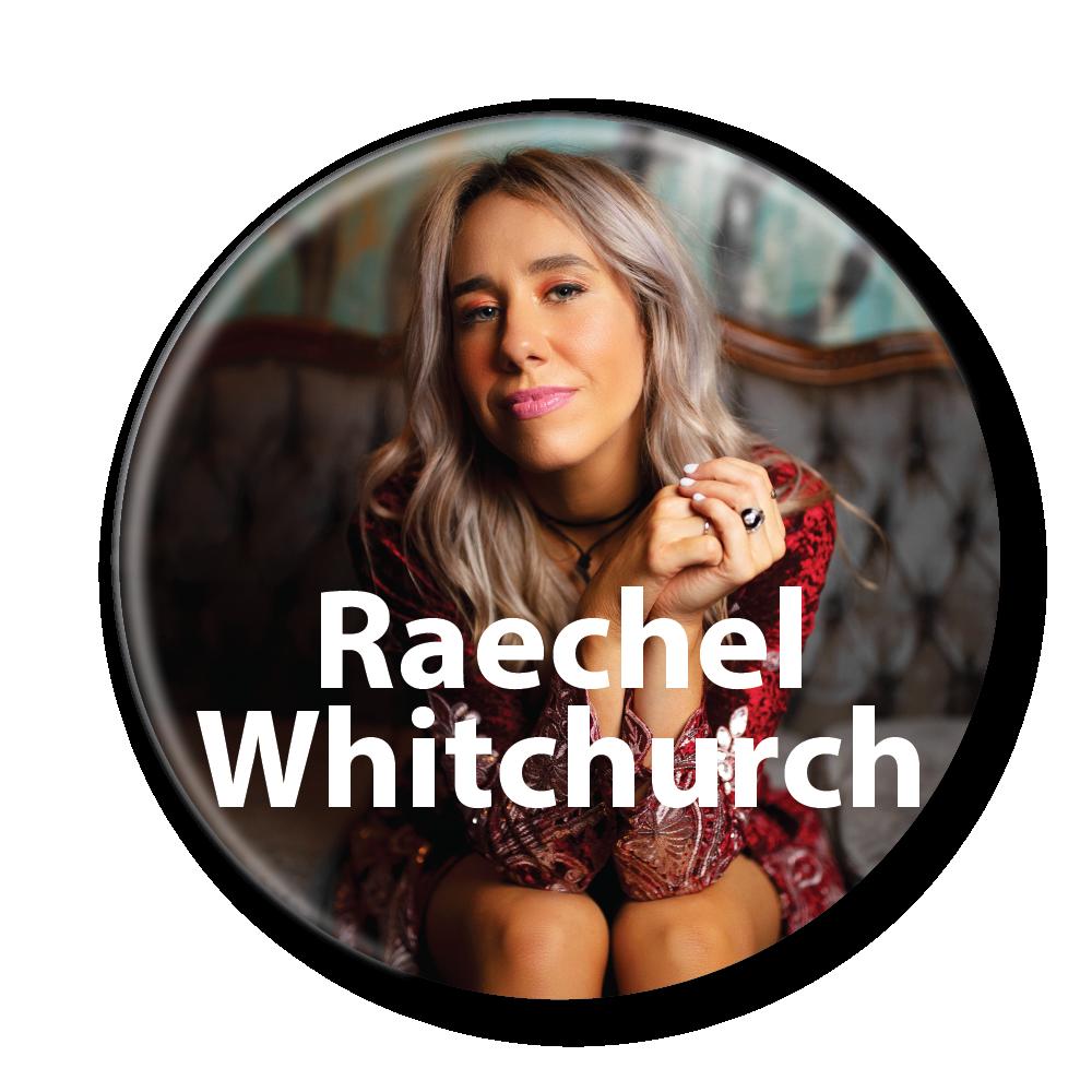 raechel whitchurch button
