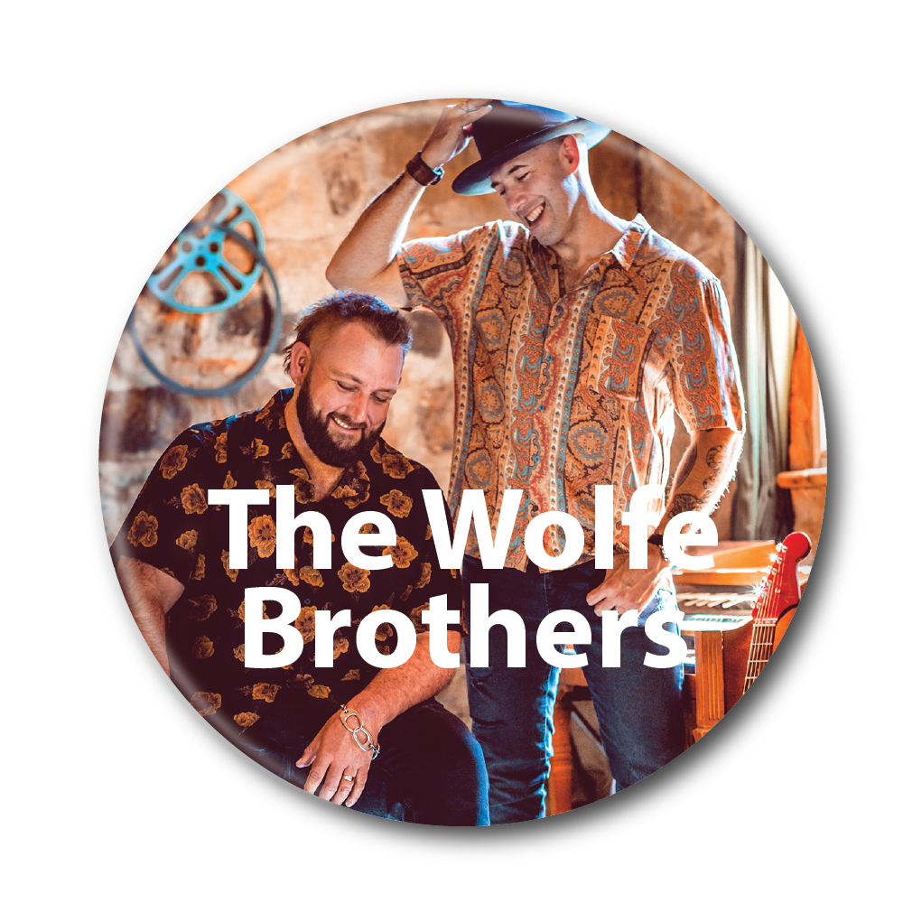 the wolfe brothers button