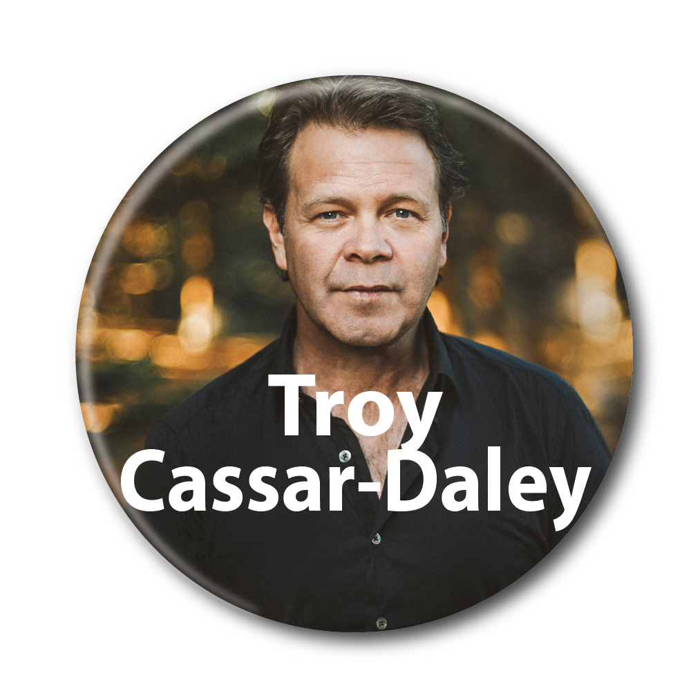 troy cassar daley button